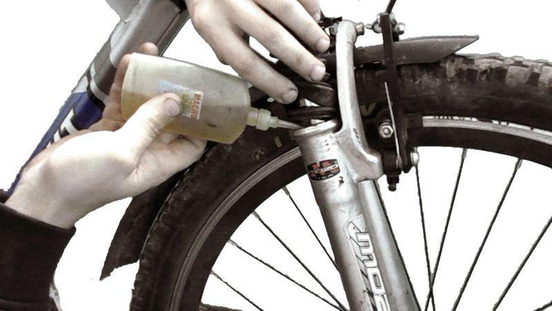 Смазка велосипеда своими руками фото 707