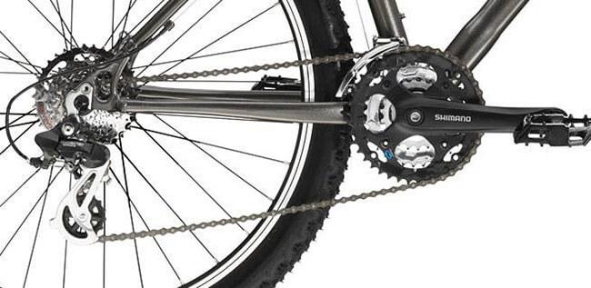 Ремонт и обслуживание трансмиссии велосипеда