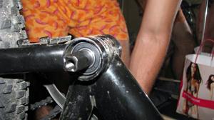 Ремонт и обслуживание каретки велосипеда