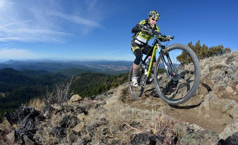 Правильная посадка на горном велосипеде