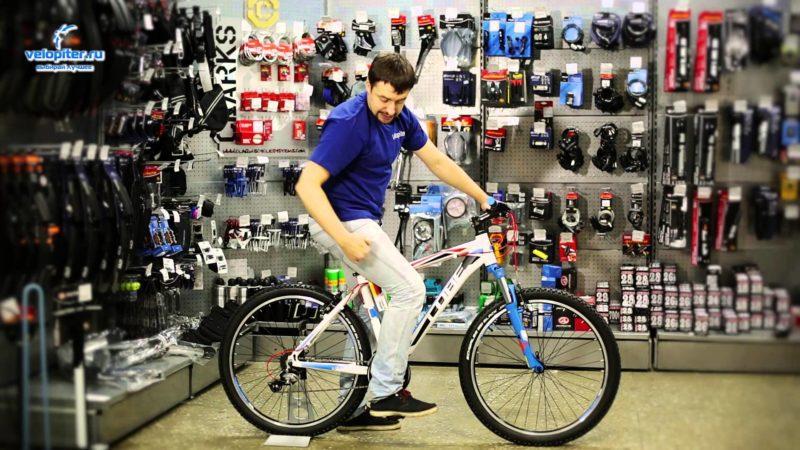Настройка велосипеда под себя