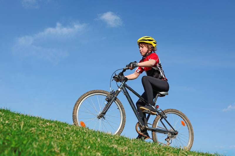Велосипед для мальчика 8 лет