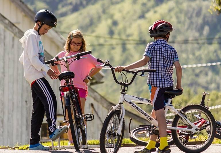 Отличия велосипедов для мальчиков и девочек