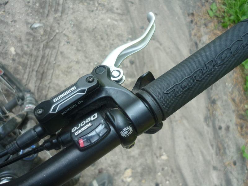 Переключатель скоростей на велосипед задний Shimano - настроить