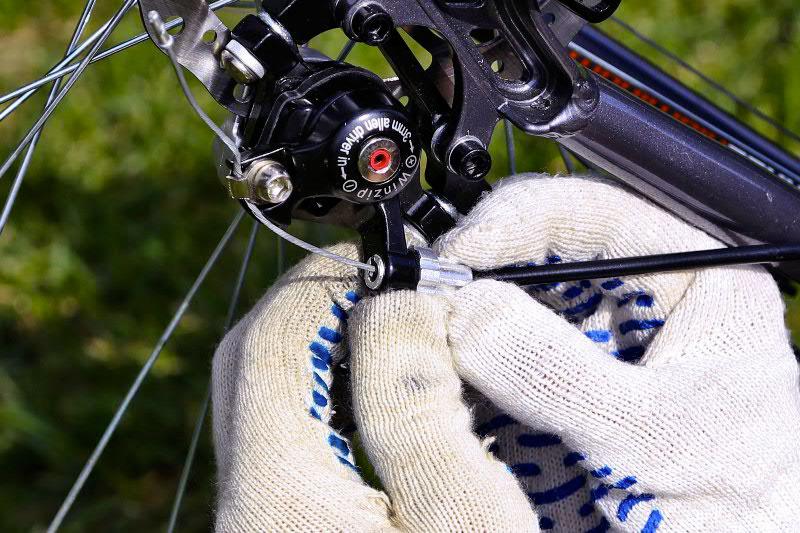 Регулировка дисковых тормозов на велосипеде  ремонт скрипа 47b37280f6f17